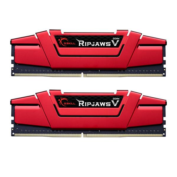 G.SKILL RIPJAWS V DDR4 2400MHz CL15 DUAL Channel Desktop RAM - 32GB