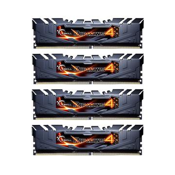 G.SKILL RIPJAWS 4 DDR4 2400MHz CL14 QUAD Channel Desktop RAM - 16GB