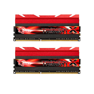 G.SKILL Trident Z DDR4 2400MHz CL10 Dual Channel Desktop RAM - 16GB