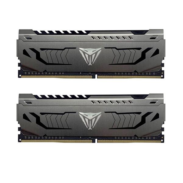 PATRIOT Viper Steel DDR4 3600MHz CL18 Dual Channel Desktop RAM - 64GB