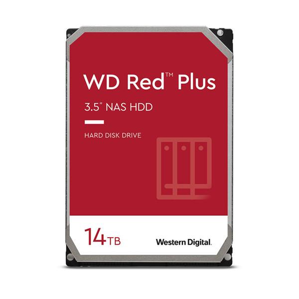 Western Digital Red PLUS NAS Internal Hard Drive 14TB