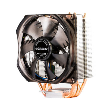 GREEN NOTUS 400-PWM CPU COOLER