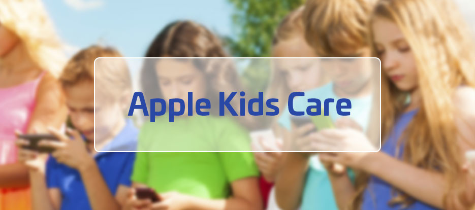 اپل مراقب کودکان است !!
