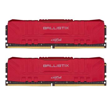 رم دسکتاپ کروشیال DDR4 دو کاناله 3000 مگاهرتز CL15 مدل BALLISTIX ظرفیت 32 گیگابایت