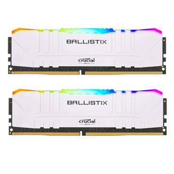 رم دسکتاپ کروشیال DDR4 دو کاناله 3000 مگاهرتز CL15 مدل BALLISTIX RGB ظرفیت 32 گیگابایت
