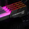 رم دسکتاپ جی اسکیل DDR4 چهار کاناله 3200 مگاهرتز CL16 سری TRIDENT Z RGB ظرفیت 128 گیگابایت