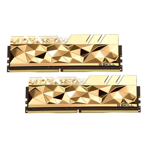 G.SKILL Trident Z Royal Elite DDR4 5333MHz CL22 Dual Channel Desktop RAM - 16GB