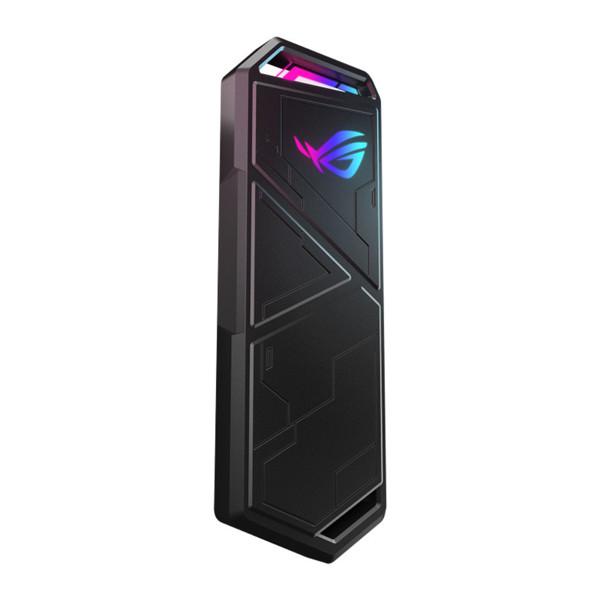 قاب SSD اکسترنال ایسوس مدل ROG Strix Arion RGB ESD-S1C USB 3.2 Gen 2 Type-C M.2 Lite
