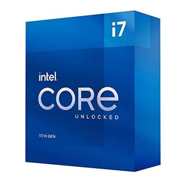 پردازنده مرکزی اینتل سری Rocket Lake مدل Core i7-11700k همراه با جعبه