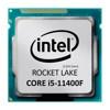 پردازنده مرکزی اینتل سری Rocket Lake مدل Core i5-11400F Box همراه جعبه